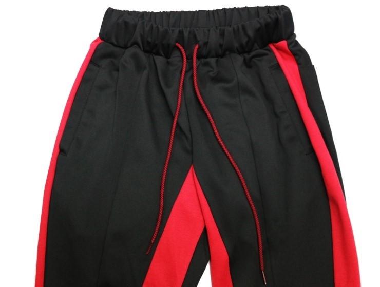 (단독가)라울 LAUL SIDE LINE TRAINING PANTS RED 라울 사이드라인 트레이닝팬츠 레드